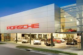 Porsche Brighton Dealership