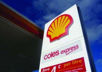 Shell Coles Express Oakleigh